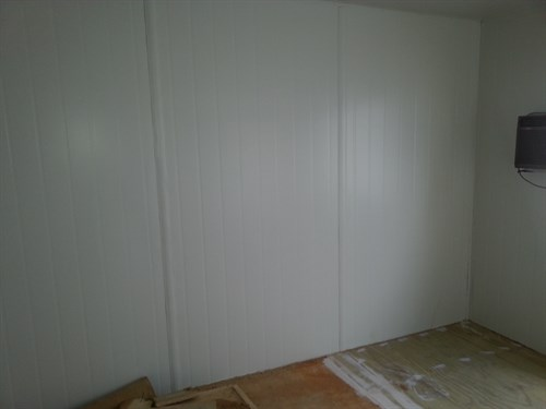 New Polypanel Walls