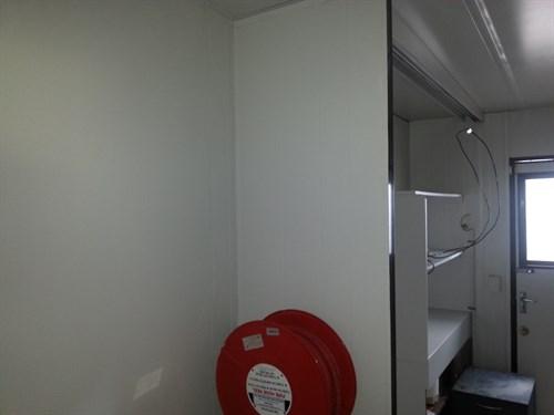 New Walls In Portacom